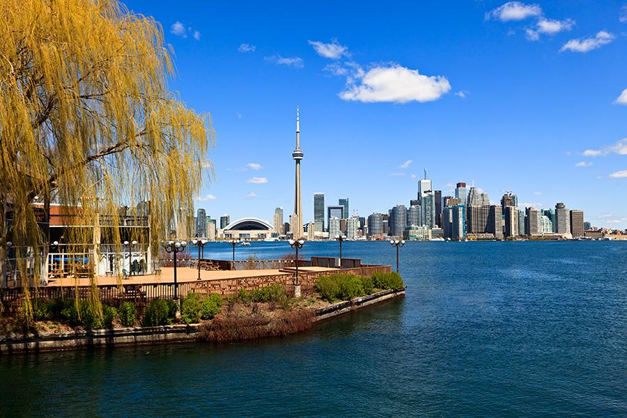Toronto Island Tour