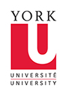York University - vertical logo