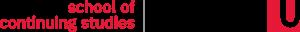 School of Continuing Studies logo