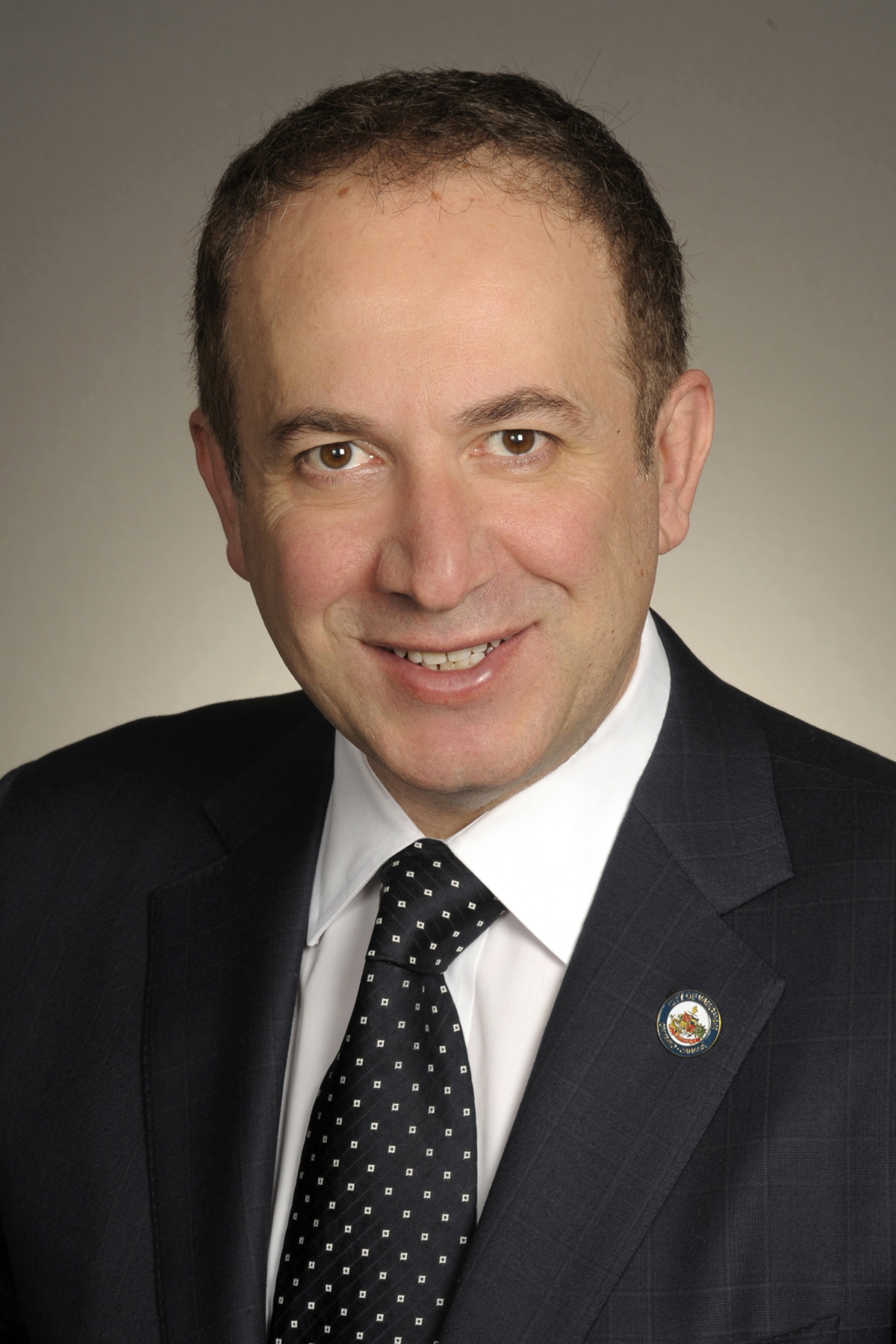 Maurizio Bevilacqua, Mayor of Vaughn and advisory council member for the Post-Grad Certificate in Business Administration at York University's School of Continuing Studies.