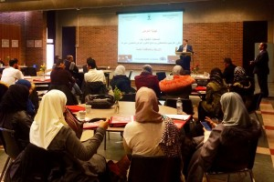 English Language Institute welcomes Saudi Arabian teachers