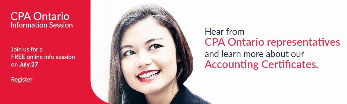 Accounting CPA webinar
