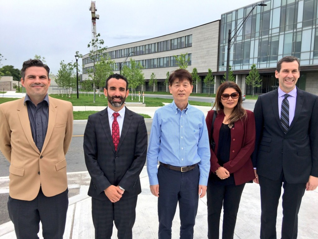 Konan University visits YUELI