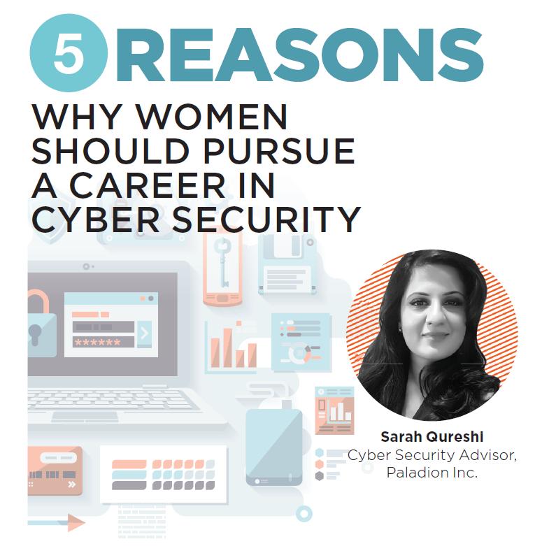 women in cyber