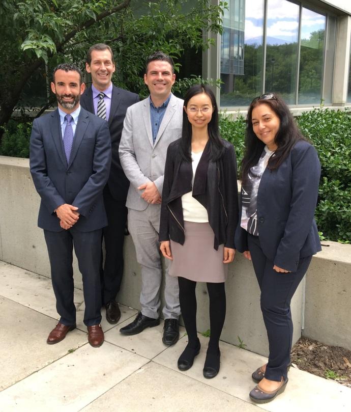 Education University of Hong Kong (EUHK)  visits YUELI