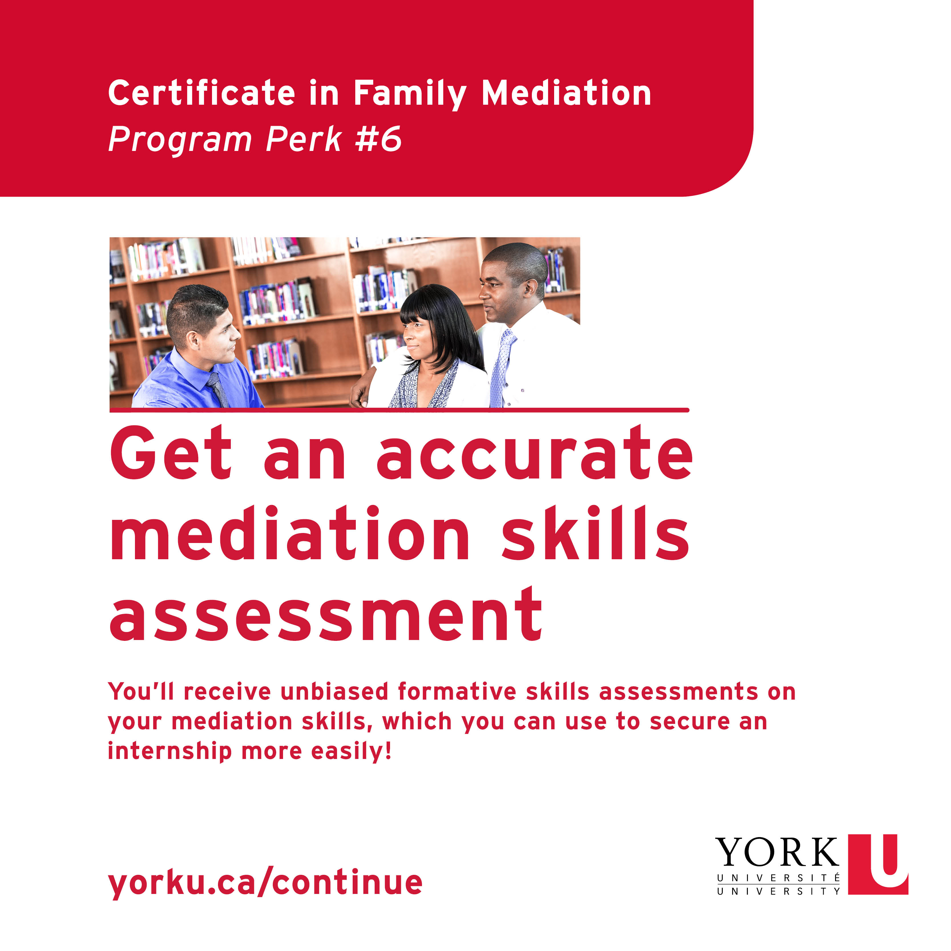 Get an accurate mediation skills assessment