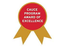 CAUCE Program Award of Excellence