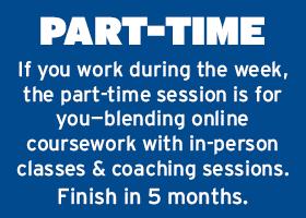 Part time program