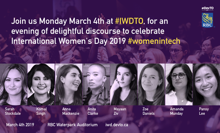 #IWDTO on March 4th