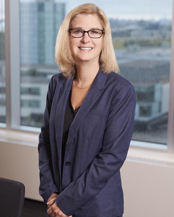 Christine Brooks-Cappadocia - Director, Continuing Professional Education