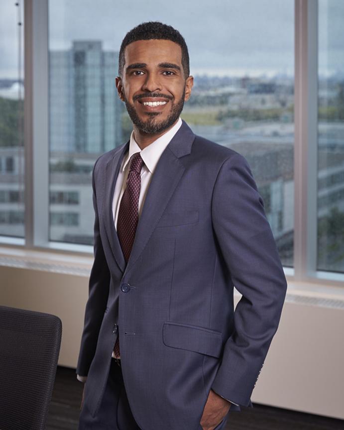 Hassan Ally - Director, Marketing & Enrolment Management