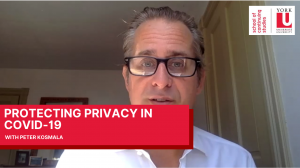 Protecting Privacy in COVID-19