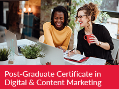 Post-Graduate Certificate in Digital Marketing