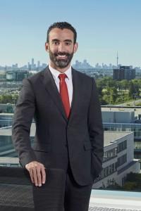 Isaac Garcia-Sitton. Director, International Education and English Language Institute