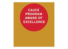 CAUCE Program Award of Excellence