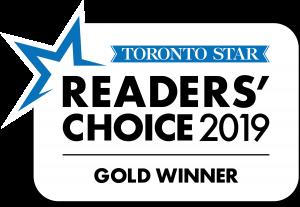 Toronto Star Readers' Choice logo