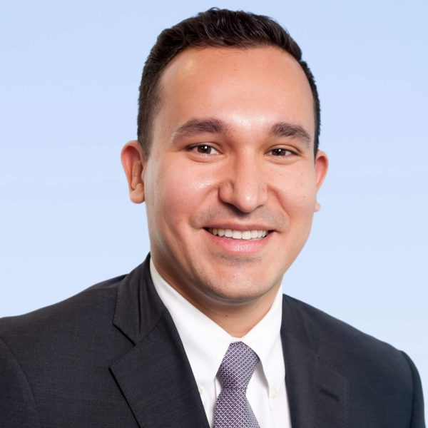 Professional headshot of Andres Ramirez