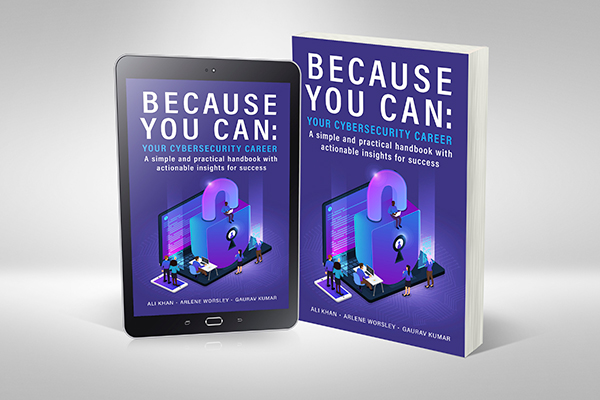 Because You Can Cover in Print and Ebook