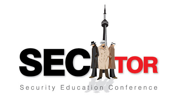 SecTor Security Education Conference Logo
