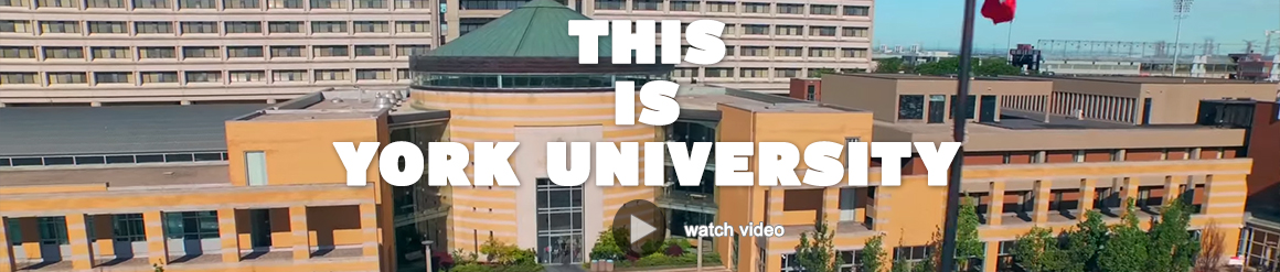 This is York University