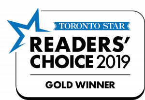 Toronto Star Readers' Choice logo